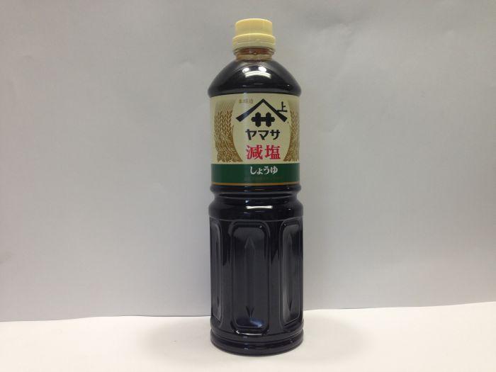 Soy Sauce (Less Salt) 1l