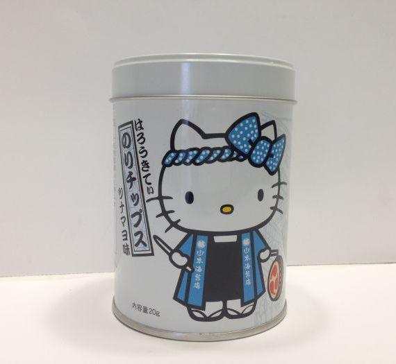 Hello Kitty Nori Chips Tunamayo 20g