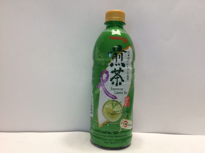 Japanese Green Tea 500ml