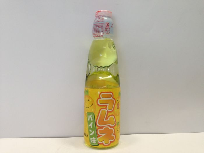 Ramune Pineapple 200ml