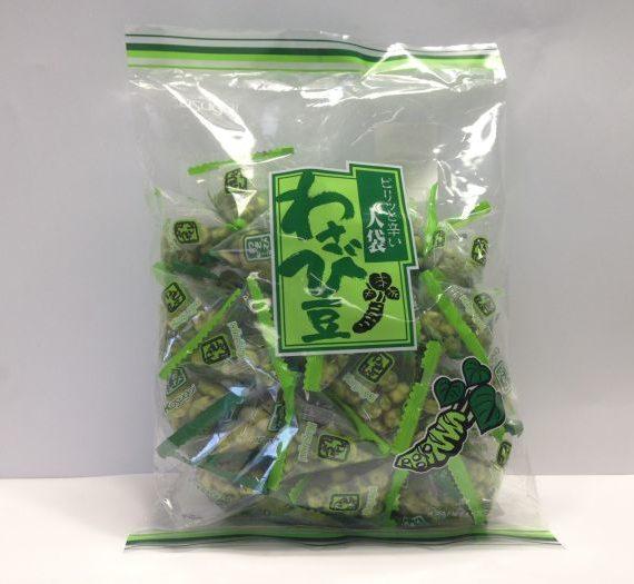Wasabi Pea & Bean Kasugai 294g