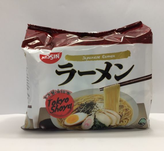 Instant Ramen Tokyo Shoyu 5p