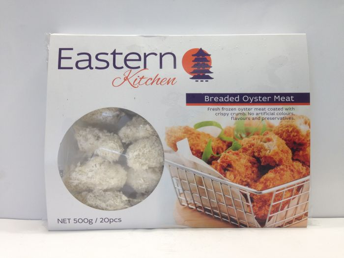 Breaded Oyster 20p