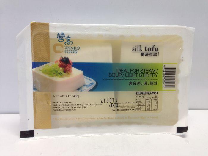 Soft Tofu 500g