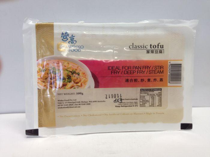 Classic  Tofu 500g