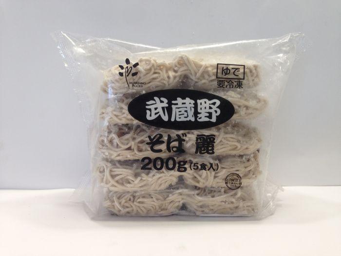 Frozen Soba Noodle (200g×5p)