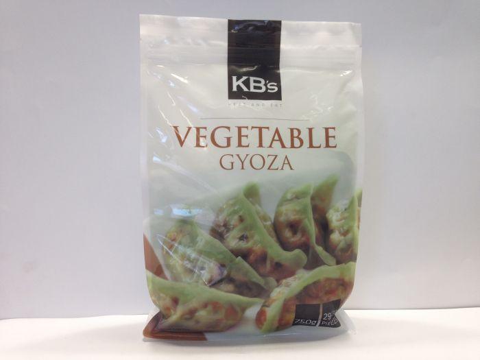 Vegetable Gyoza 1Kg