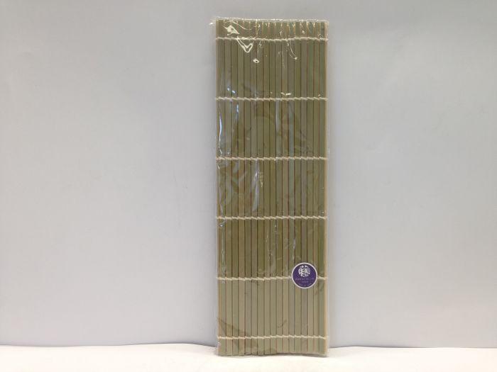 Bamboo Sushi Mat 27Cm