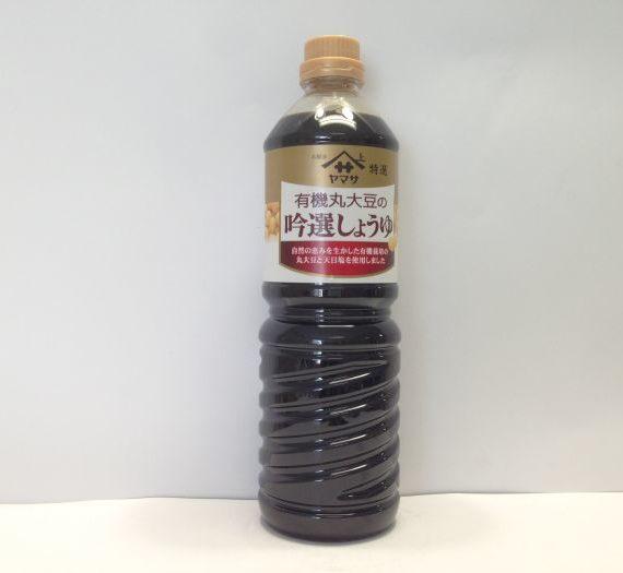 Organic Soy Sauce 1l