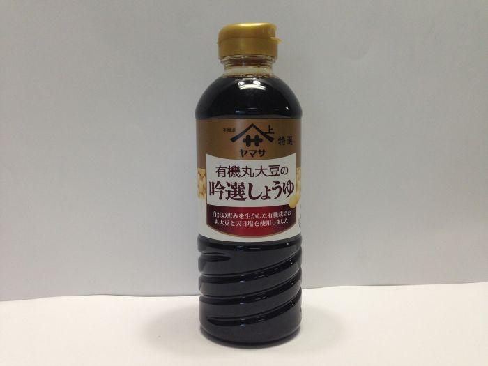 Sp Yukimarudaizu Shoyu 500ml