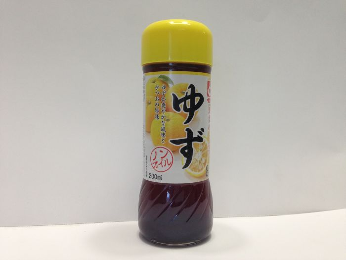 Yuzu Dressing 200ml