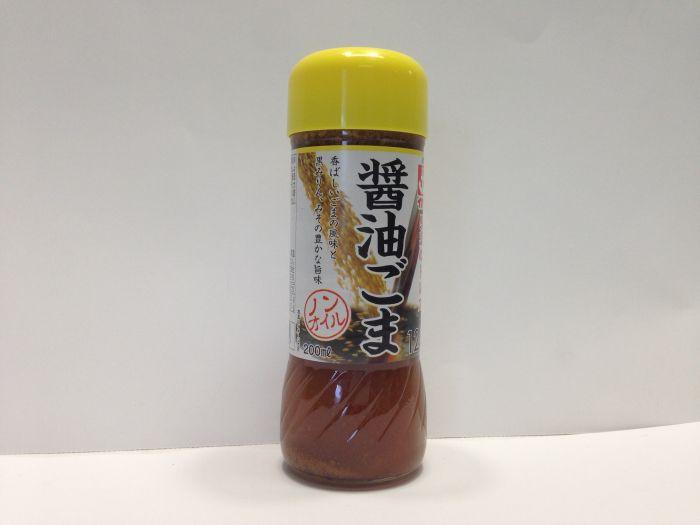 Sesame & Soy Sauce Dressing 200ml
