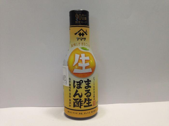 Maru Nama Yuzu Ponzu 360ml