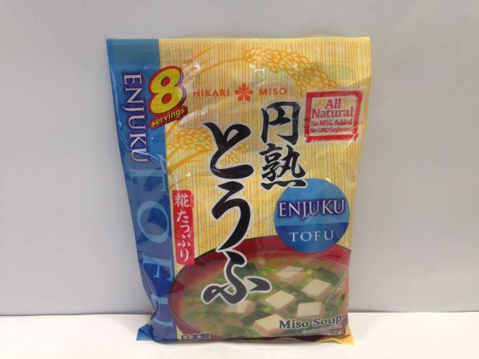 Enjyuku Misosoup Tofu 8p