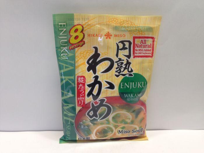 Enjyuku Misosoup Wakame 8p