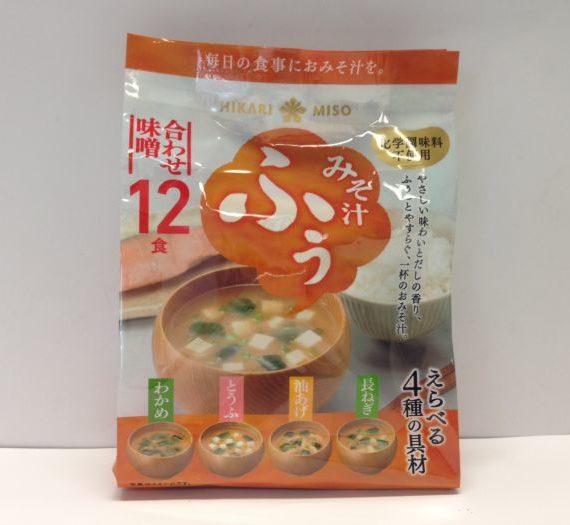 Awase Miso Soup 12P