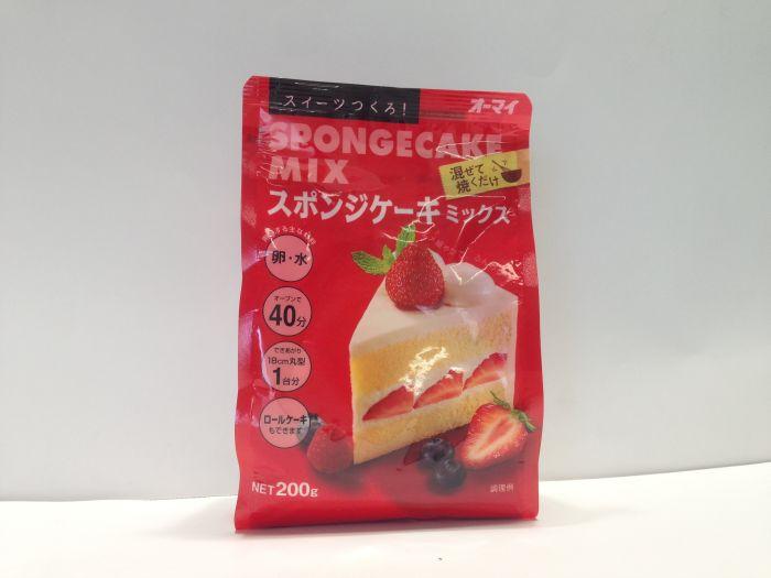Sponge Cake Mix 200g
