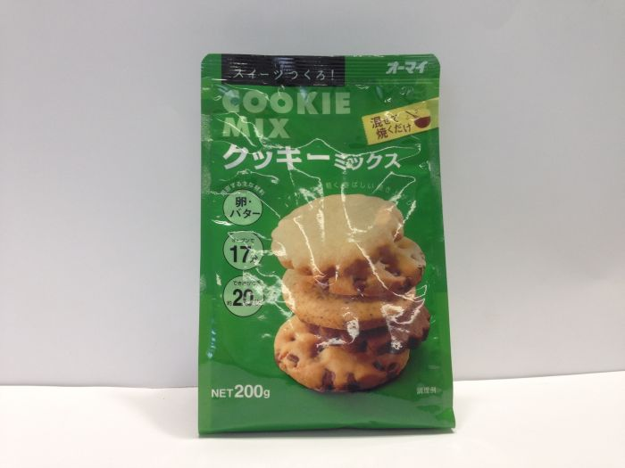Cookie Mix 200g