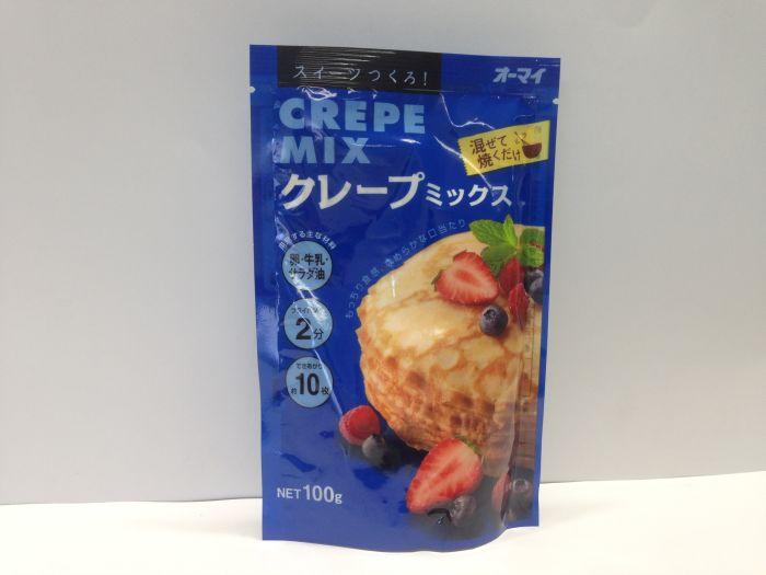 Crepe Mix 100g