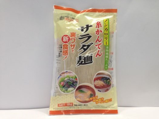 Thread Japanese Agar Salad Noodle 375g