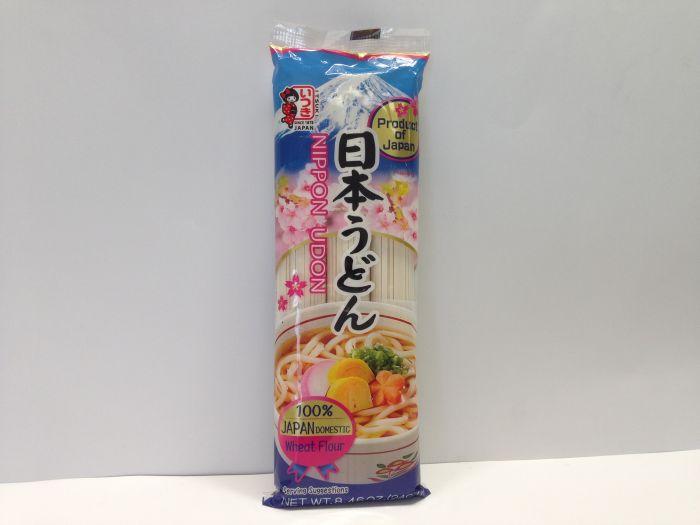 Dried Nihon Udon Noodle 240g