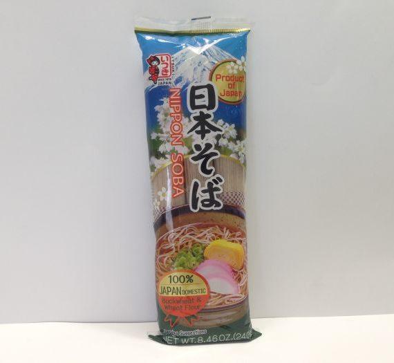 Dried Nihon Soba Noodle 240g