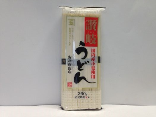 Sanuki Udon 360g
