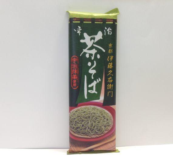 Green Tea Noodle (50g×4p)