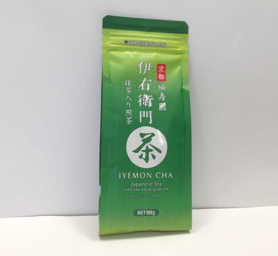 Iemon Green Tea Leaf (Sencha) 100g