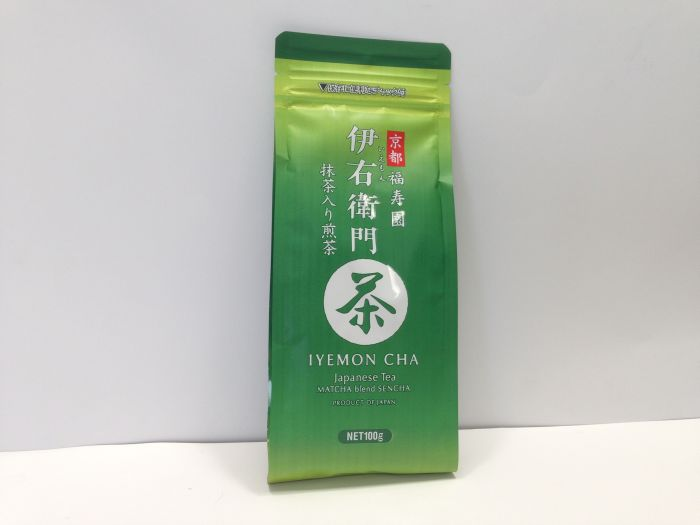 Iemon Green Tea Leaf (Sencha) 100g