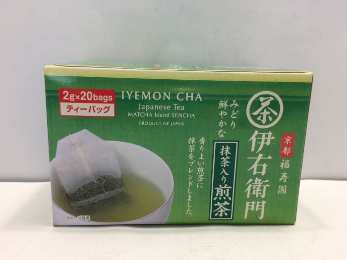 Iemon Green Tea Bag (Sencha) 20p