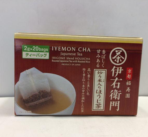Iemon Houji Tea Bag 20p