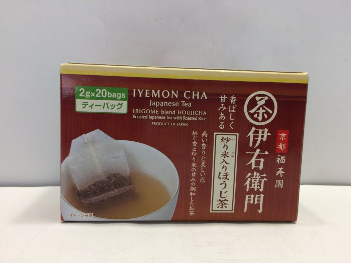 Iemon Houji Tea Bag 20p
