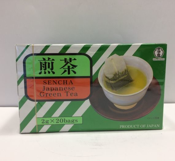 Green Tea Bag 20P (Sencha)