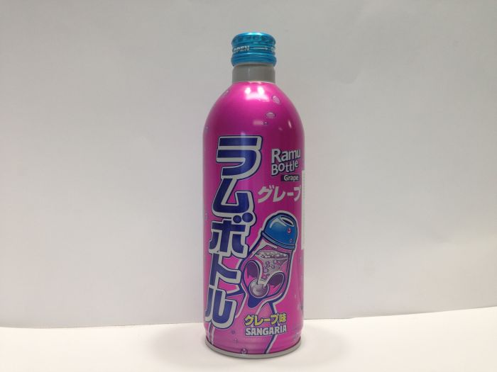 Ramu Bottle (Grape) 500ml