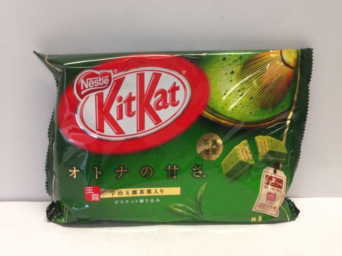 Kit Kat Mini Matcha 12p