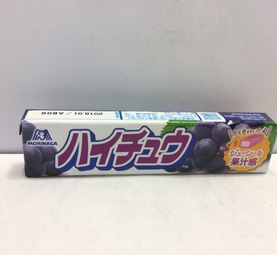 Hi Chew Grape 55.2g (12p)