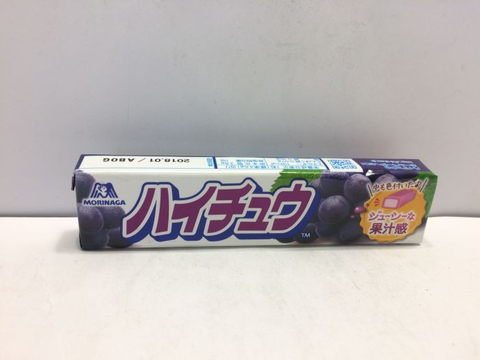 Hi Chew Grape 55.2g (12p)