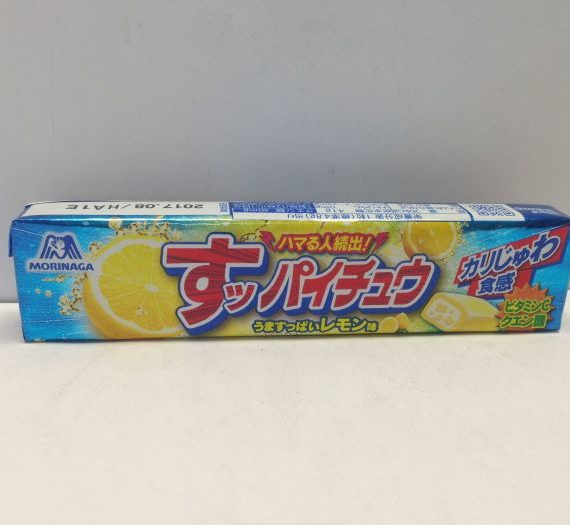 Hi Chew Lemon 55.2g (12p)