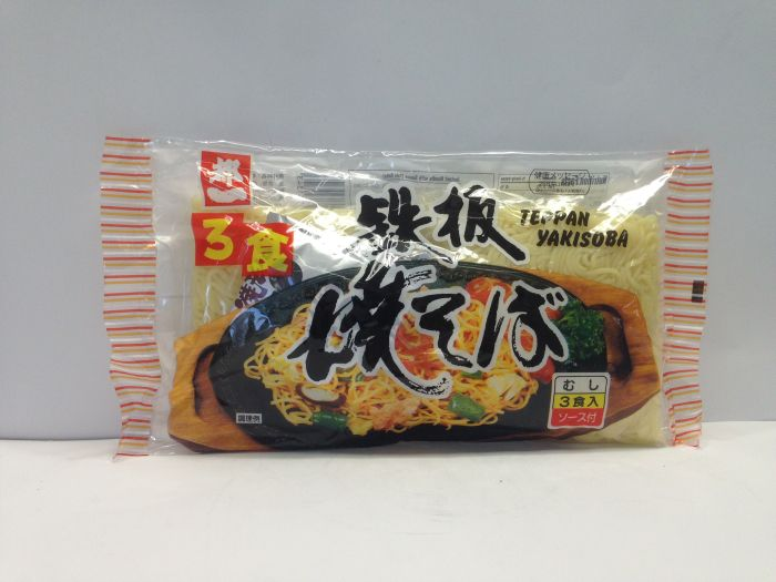 Teppan Yakisoba (160g×3p)