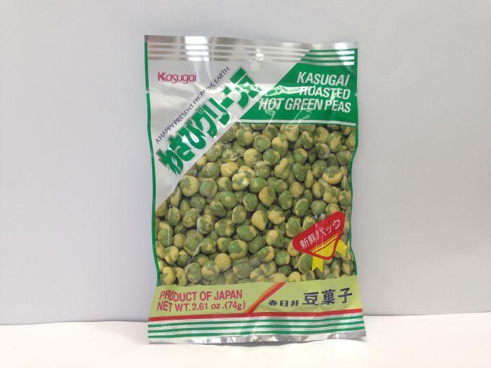 Wasabi Green Beans 74g