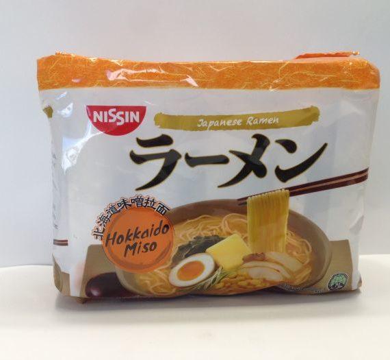 Ramen Hokkaido Miso 5p