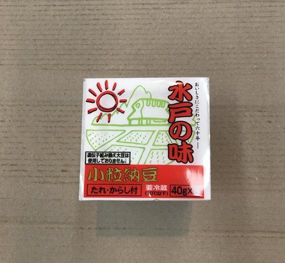 Mito Natto (40g×4p)