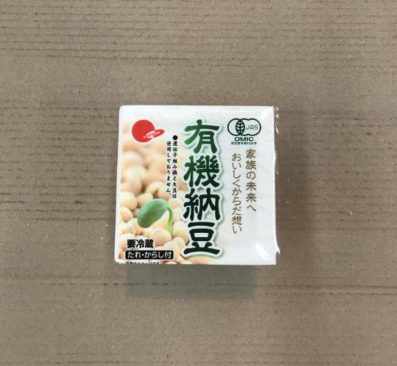 Organic Mito Natto (40g×3p)