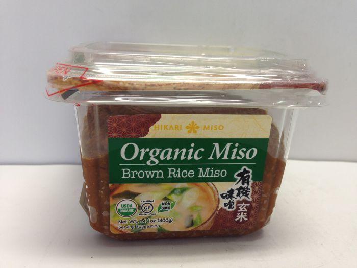 Organic Miso Genmai 400g