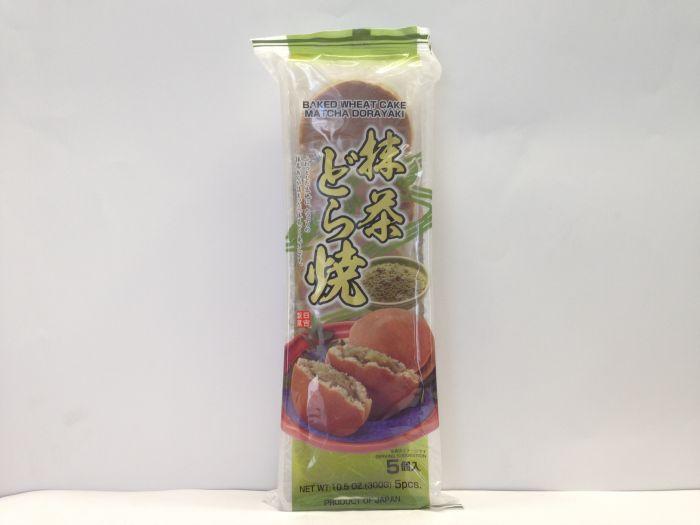 Dorayaki 5p (Matcha)