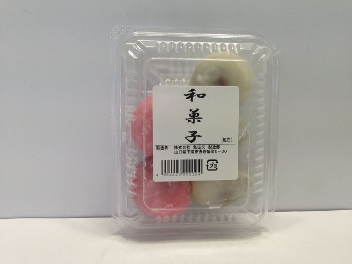 Mini Dango (White 3p, Red 2p)