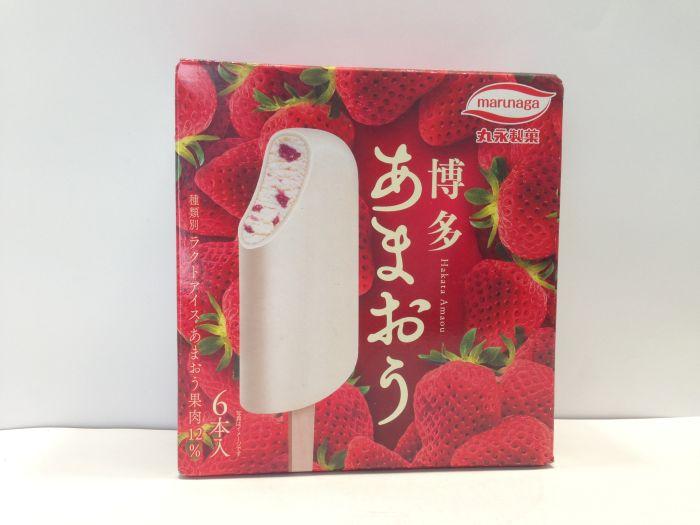 Amaou Strawberry Box (55ml×6p)