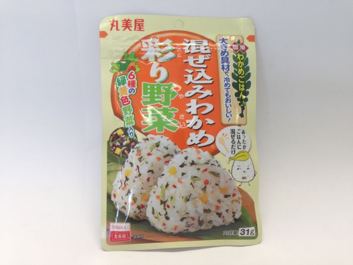Mazekomi Vegetable 31g
