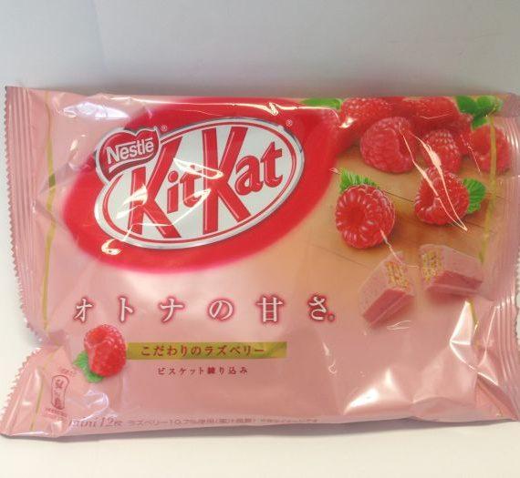 Kit Kat Mini Rasperry 12p
